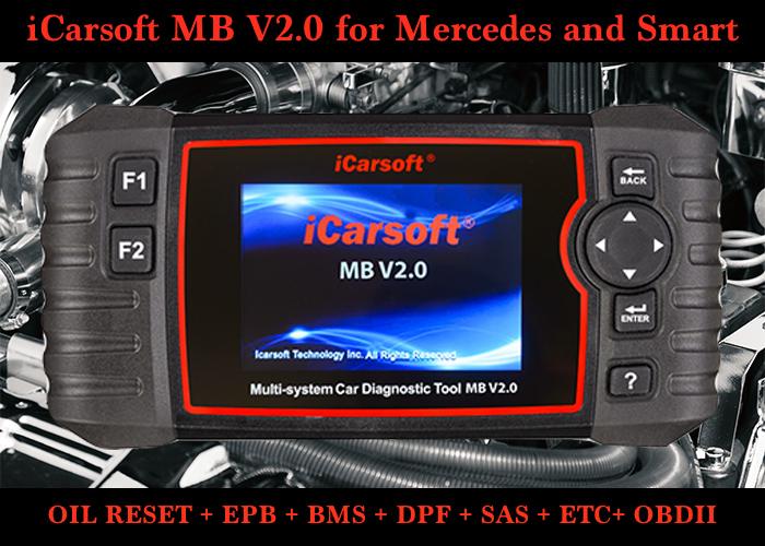 iCarsoft MB V2 0