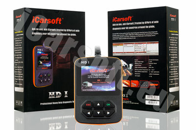 iCarsoft HD I