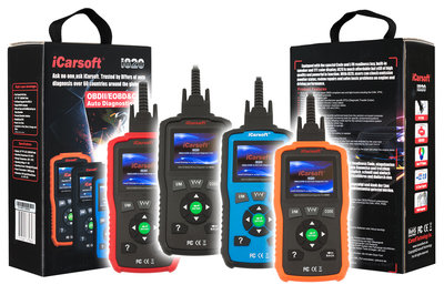 iCarsoft i820 OBDII Scantool