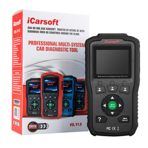 icarsoft vol v1 scanner